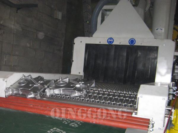 mesh belt shot blasting machine 3