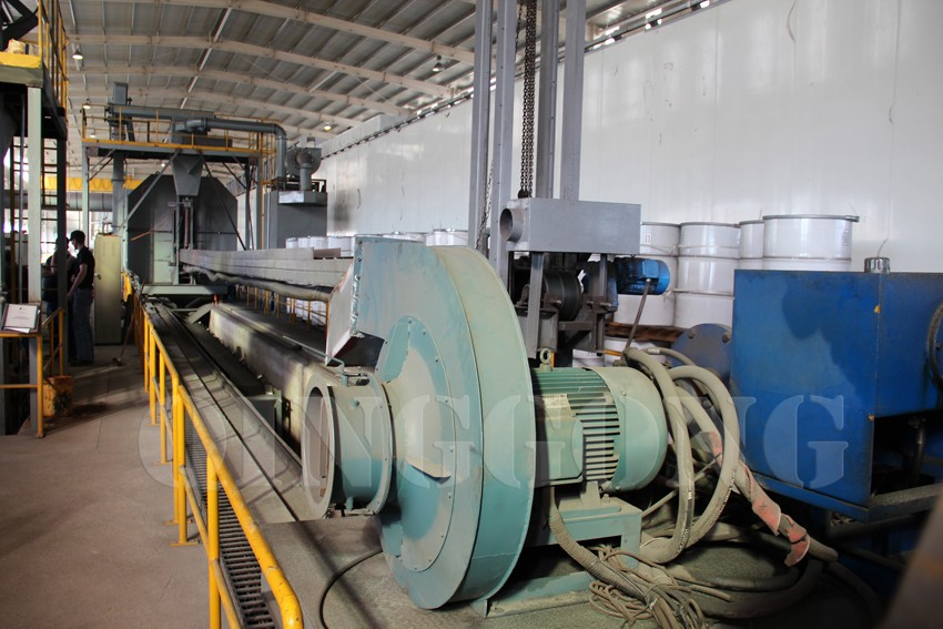 pipe shot blasting machine 4